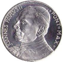 Johannes Paul Ii Peter Krix Münzen Kuriositäten